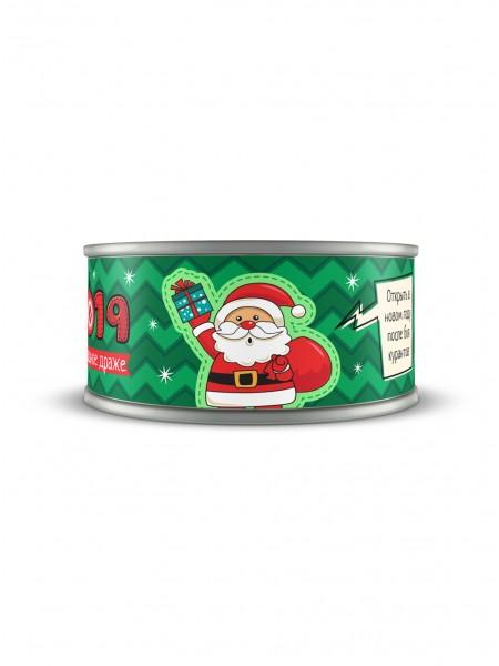 Шоколадное драже Дед Мороз 2019